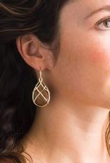 Capucine de Wulf Earth Goddess Earring