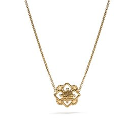 Capucine de Wulf Daisy Charm Necklace