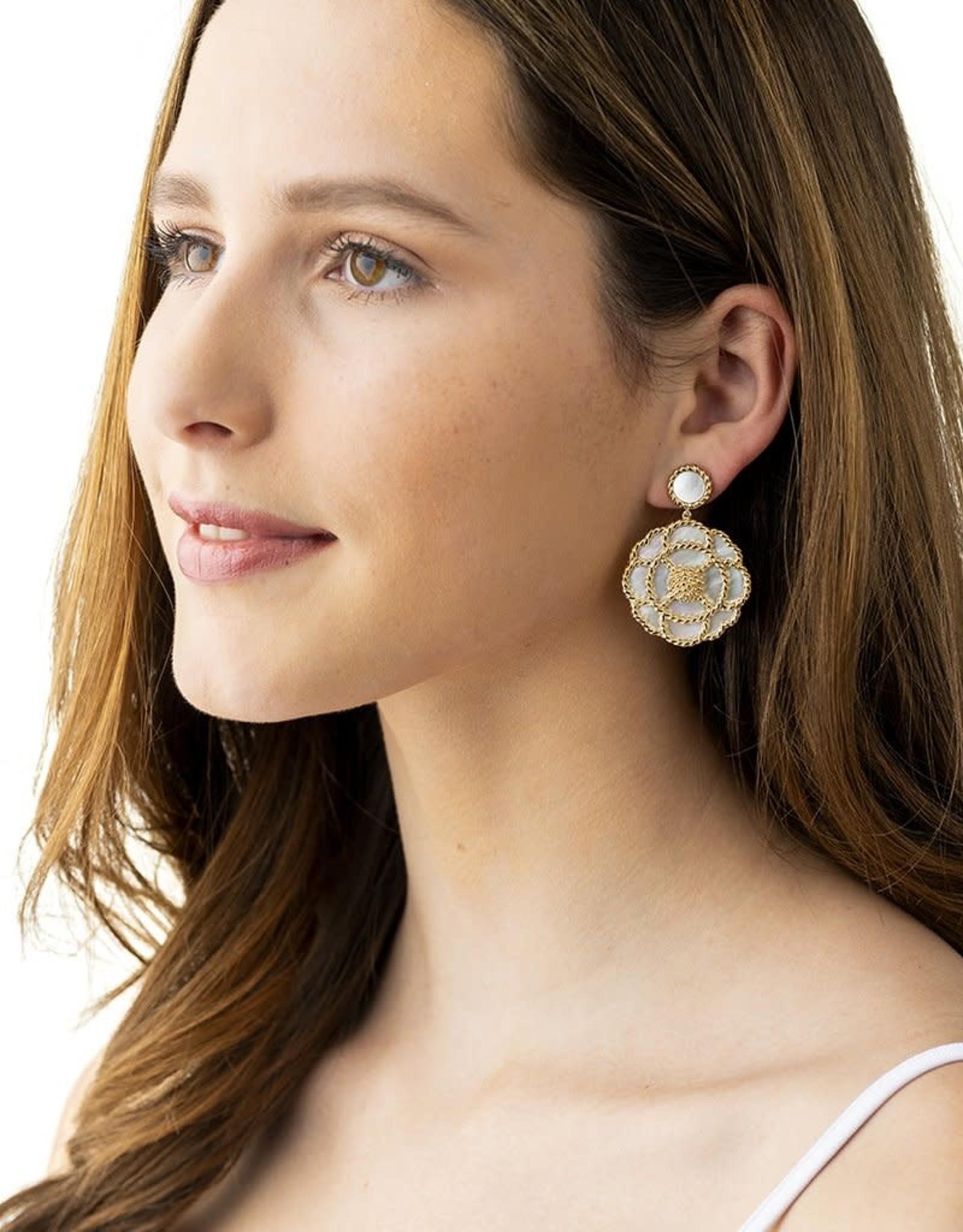 Capucine de Wulf Grande Capucine Earring