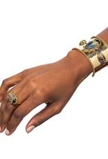 Capucine de Wulf Night Scarab Ring