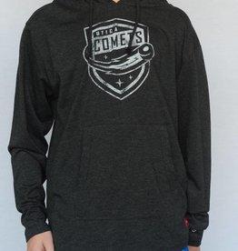 Sportiqe Lil' Rowan Youth Black Sweatshirt w/ Comets Shield