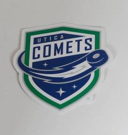 Comets Shield Sticker