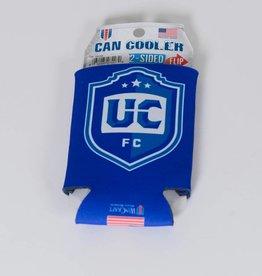 UCFC Koozie w/ Crest Logo
