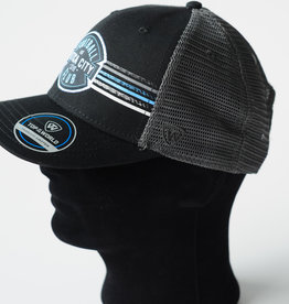 Top of The World Black UCFC Hat