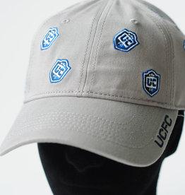 MV Sport Beige Hat w/ UCFC Crest