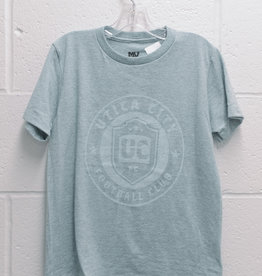 MV Sport Youth Tri-Heather T-Shirt w/ UCFC Roundel Logo