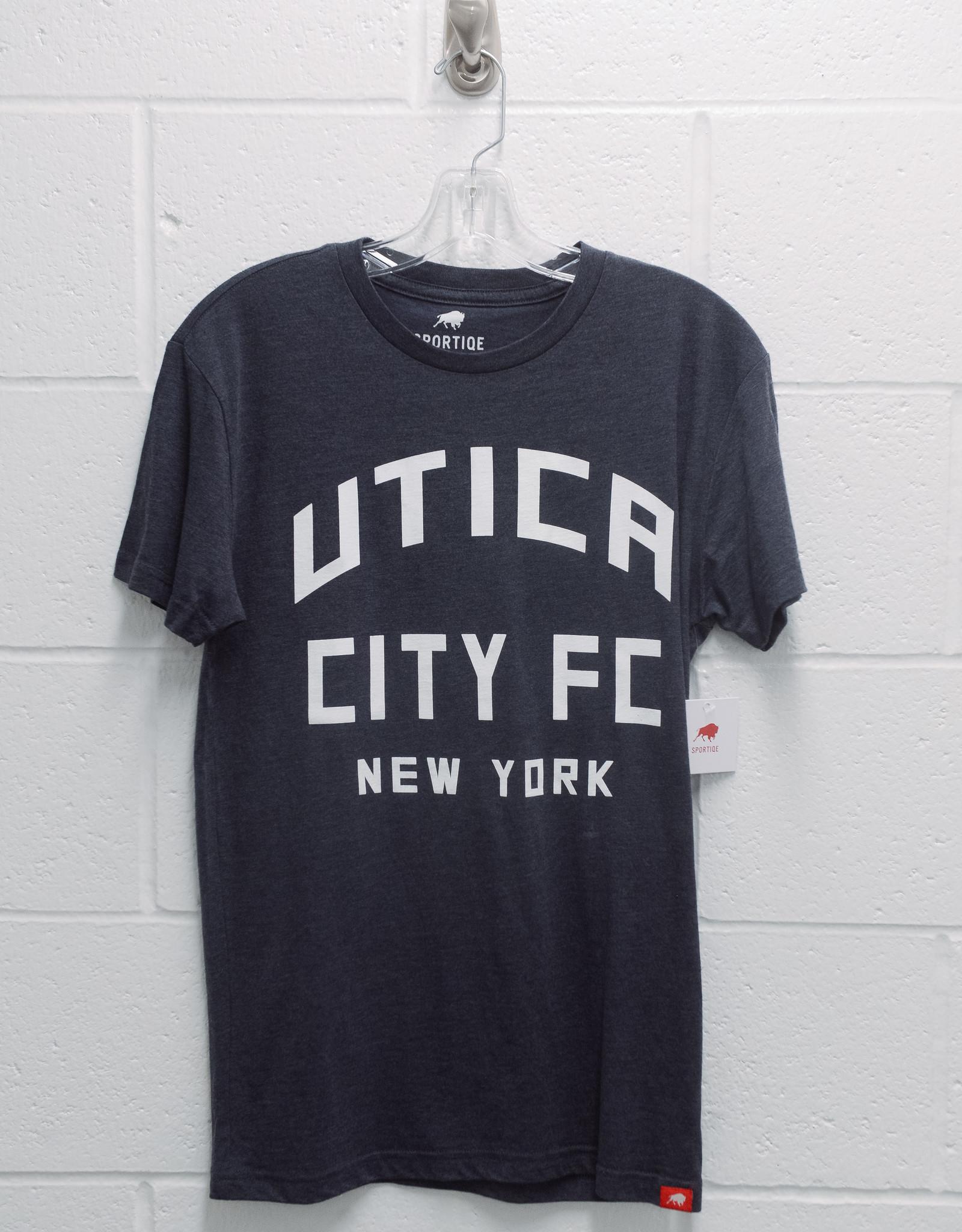 Sportiqe Grey UCFC Comfy T-Shirt