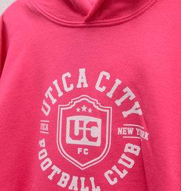 MV Sport Youth UCFC Pink Hoodie