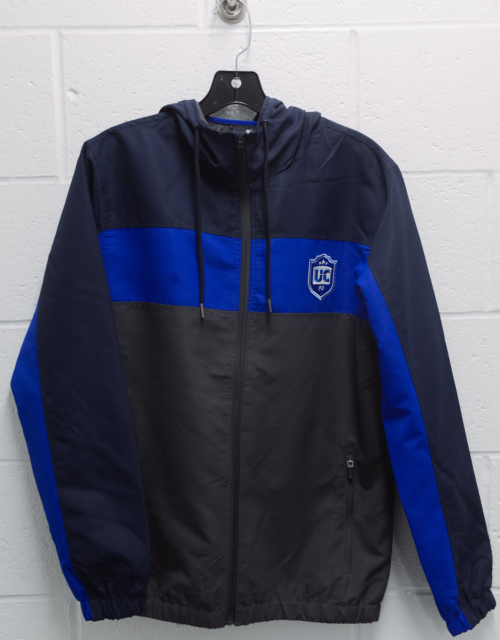 Colosseum Brockman Jacket w/ UCFC Crest