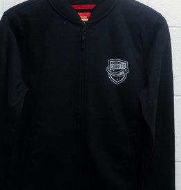 Sportiqe Harris Black Jacket w/ Comets Shield