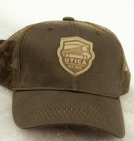 Utica Comets Copper 7 Series Hat