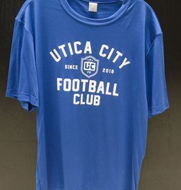 Adult UCFC Blue Sport-Tek T-Shirt