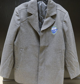 Utica Comets Team Issued Peacoat