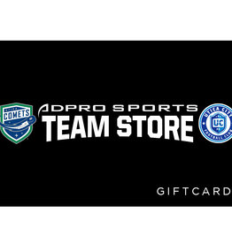 $25 ADPRO Sports Team Store Gift Card