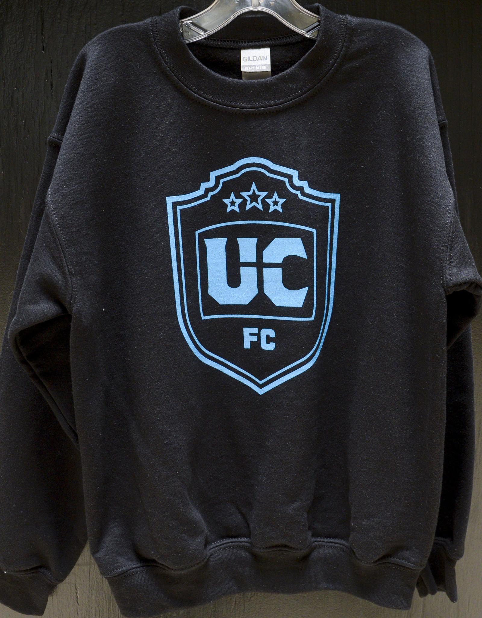 Adult UCFC Neon Crew