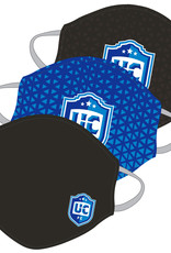 Utica City FC Face Covering 3-Pack