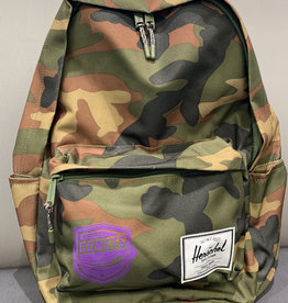 Herschel Heritage Camo Backpack w/ Comets Shield