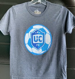 108 Stitches UCFC Youth Soccer Ball T-Shirt