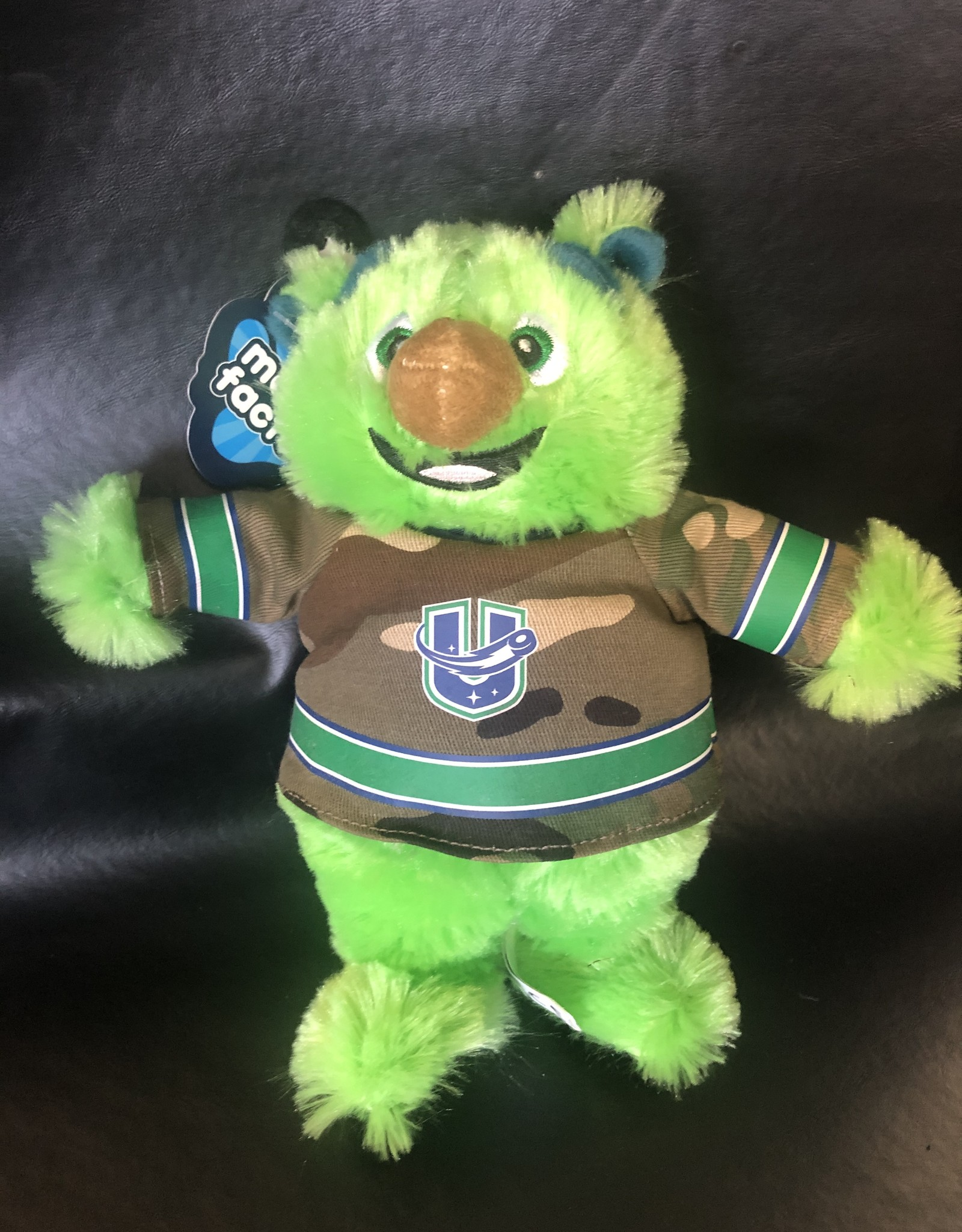 Mascot Factory Audie Plush Doll - Military Jersey