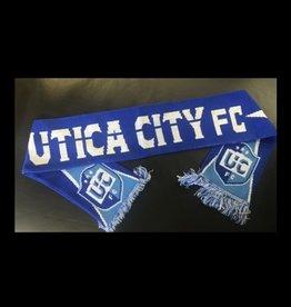 Global Scarves Blue UCFC Scarf