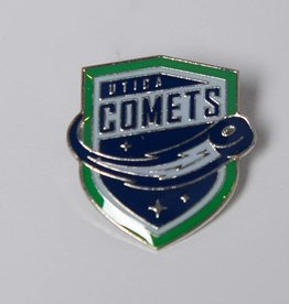 JF Sports Comets Logo Pin