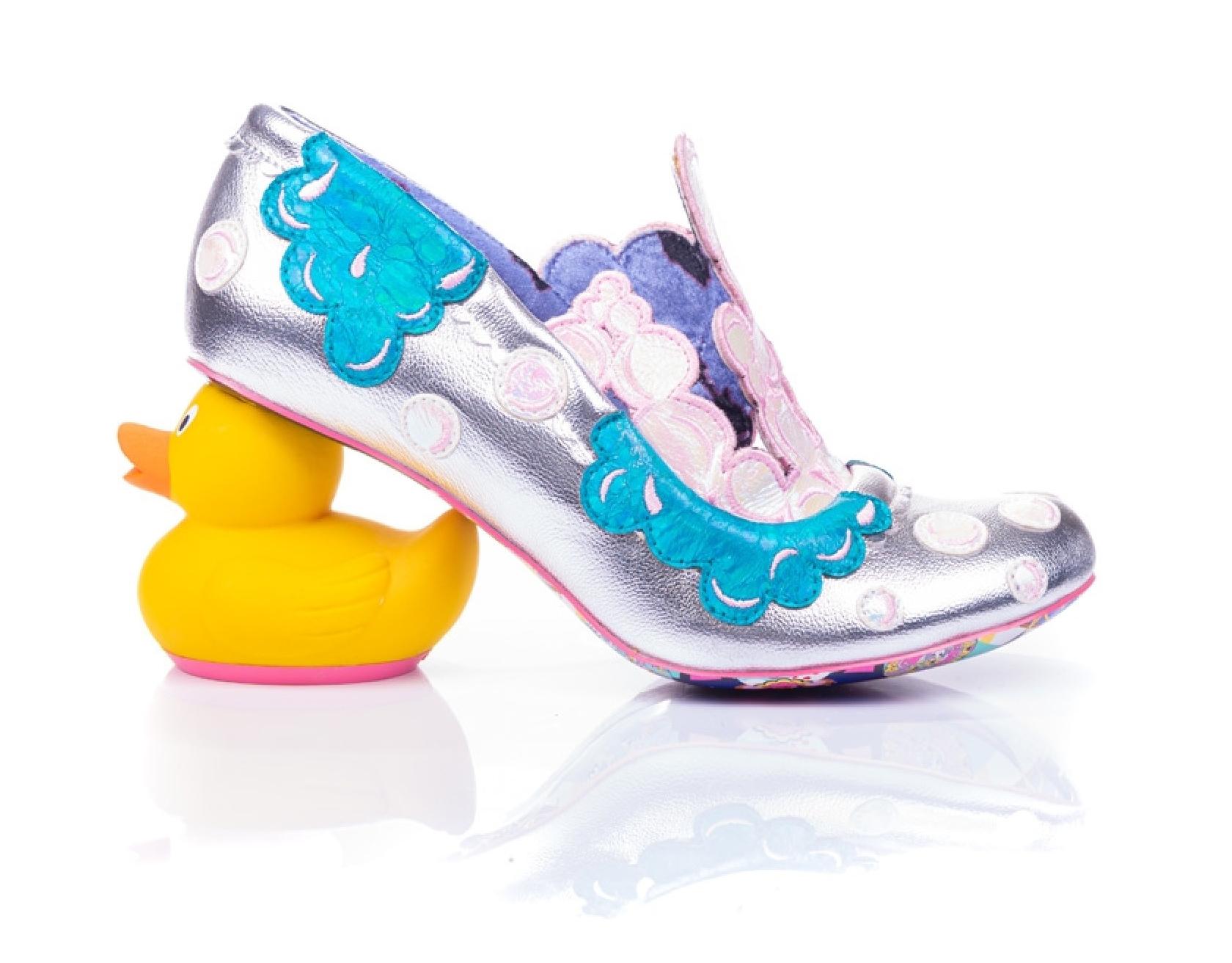 Irregular Choice Bubble Bath Heels