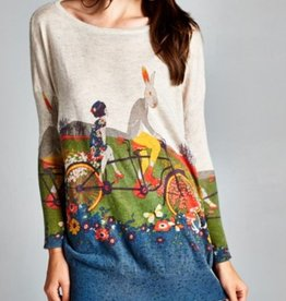 LA Soul Tandem Ride Sweater