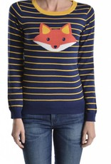 MAK Zero Fox Given Sweater