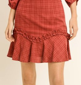 Le Lis Frills and Thrills Skirt