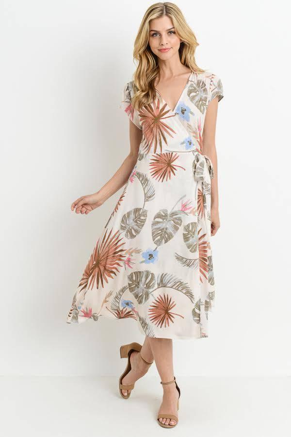 Le Lis Life's a Beach Dress