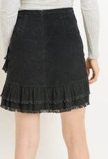 Le Lis Fiercely Real Skirt