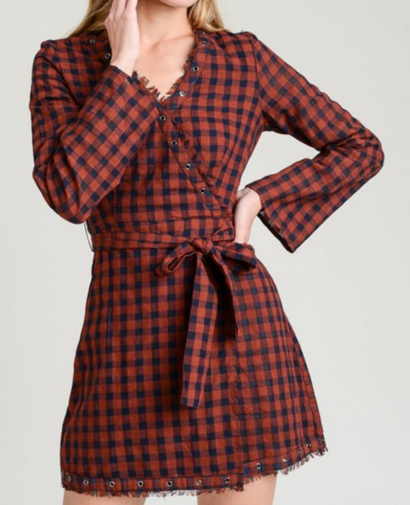 Le Lis Cozy Nights Dress