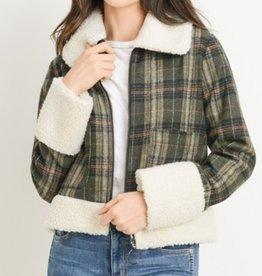 Le Lis Winter Wonderland Jacket