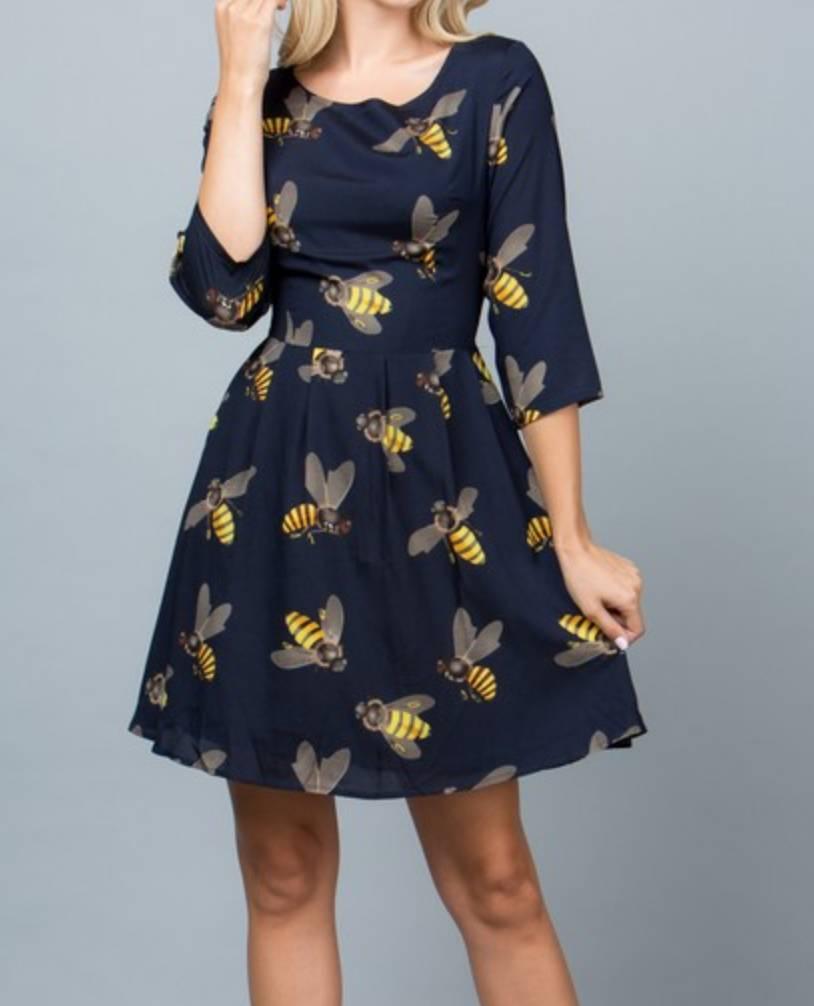 LA Soul Bee-Line Dress