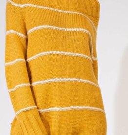 Easel Winter Sunrise Sweater