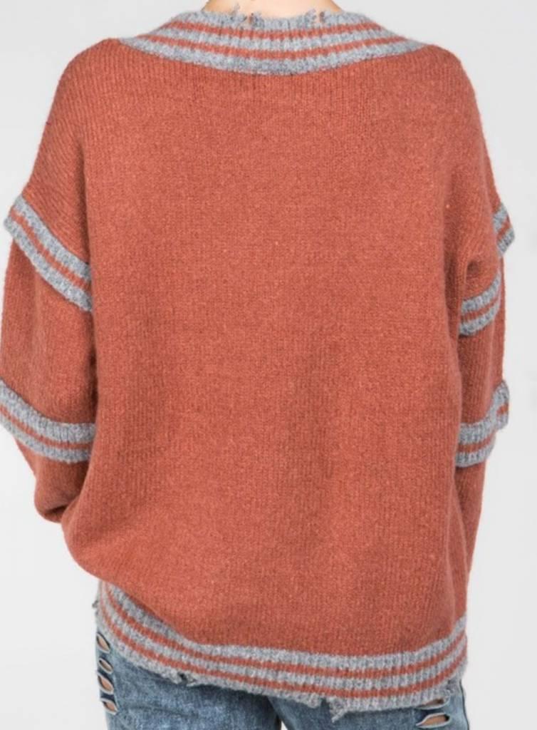 POL Seasons Bright Sweater