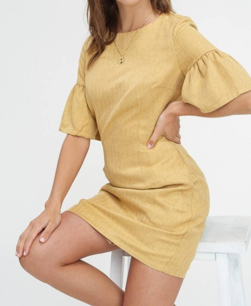 Sweet As Honey Dress