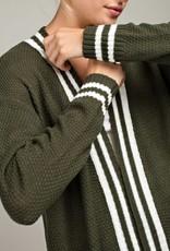 LLOVE Varsity Cardigan