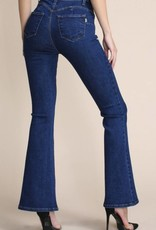 Vibrant Feel the Flare Denim