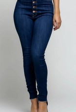 Vibrant Bend and Snap Jeans