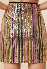 Hayden Hot Line Bling Mini Skirt