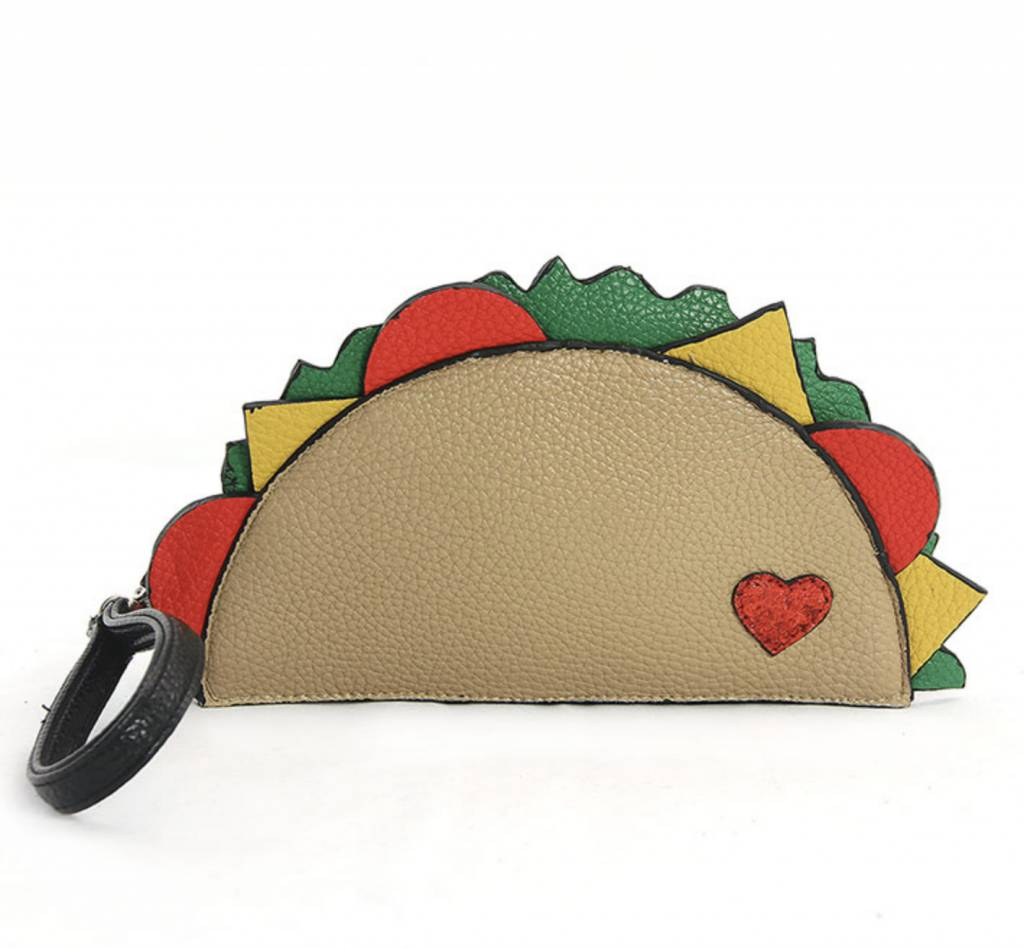 Comeco Something to Taco Bout Wristlet