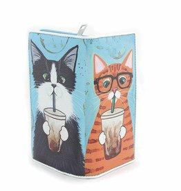 Comeco Caffeine Addicted Kitties Wallet