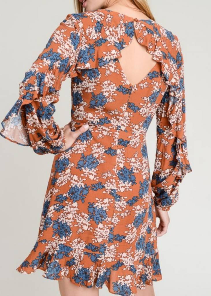 Le Lis Flower Fantasy Dress