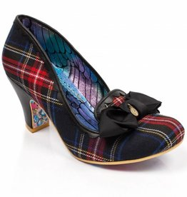 Irregular Choice Irregular Choice - Plaid Kanjanka Pumps