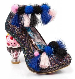 Irregular Choice Irregular Choice - Arctic Roll Heels