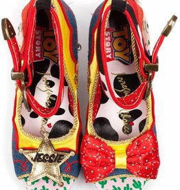 Irregular Choice Irregular Choice - Rootinest Tootinest Cowgirl Heels