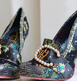 Irregular Choice Irregular Choice - Velvet Pearl Heels