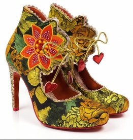 Irregular Choice Autumn Bloom Heels