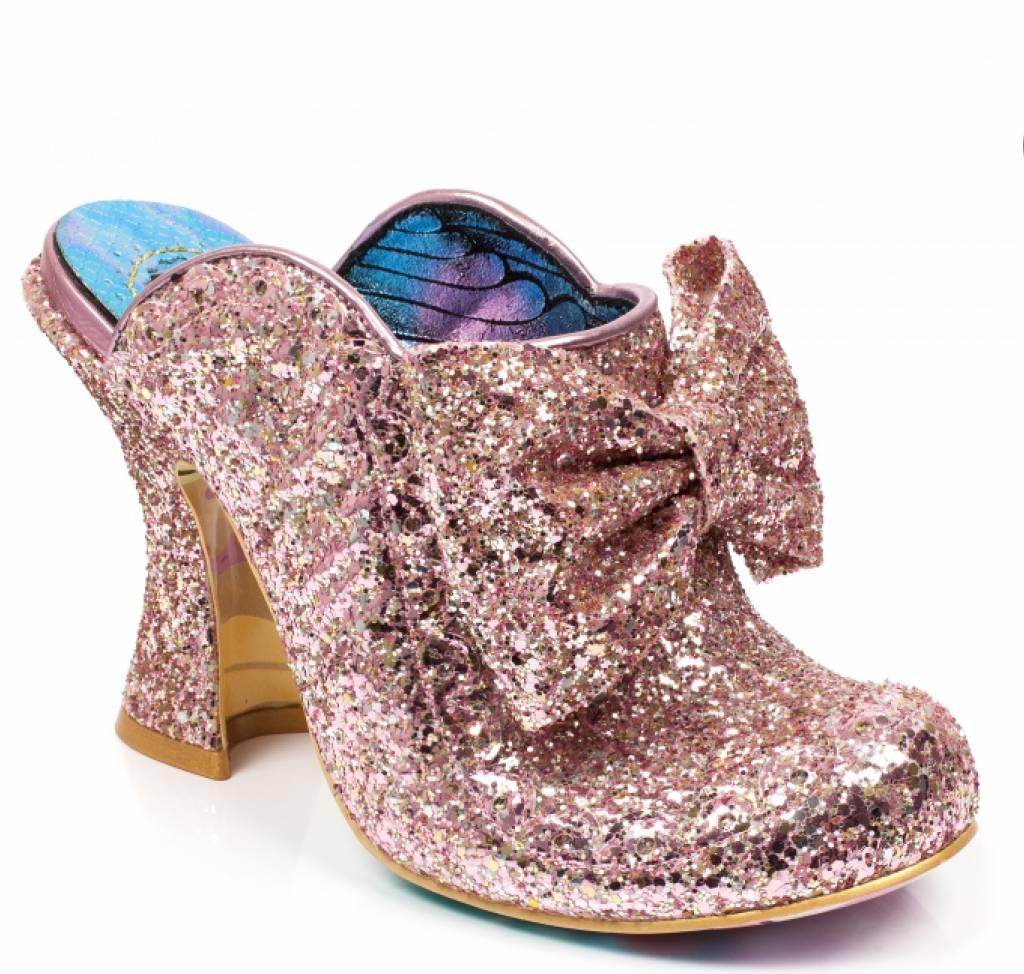 Irregular Choice Glitter Queen Heels